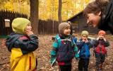Lesní mateřský klub Mezi stromy