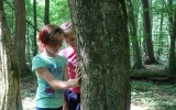 les všemi smysly