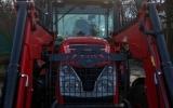 ochranné nástavby na traktor