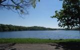 hráz Počernického rybníka