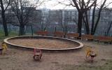 dětské hřiště na Vítkově