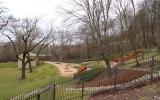 dětské hřiště Nad Vodopádem v zahradě Kinských