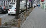 stromořadí v Italské ulici