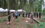 tisková konference k Týdnu lesů v Kunratickém lese