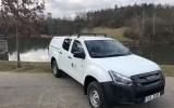 Automobil pro správu vodních toků