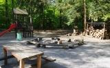 Kunratický les: piknikové místo U Gizely
