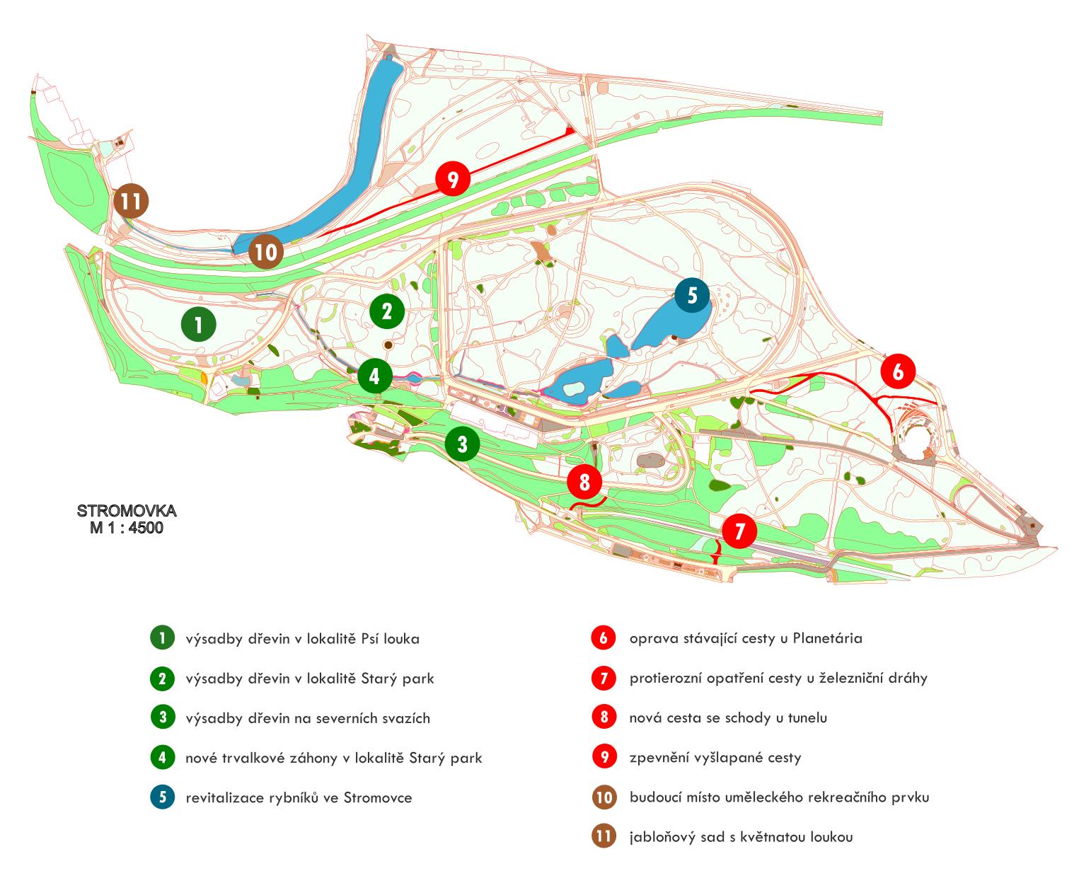mapa-stromovka