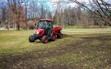 Ve Stromovce hnojíme trávníky Pražským kompostem