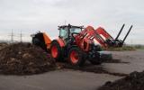nový traktor