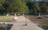 Probíhající opravy ve Stromovce