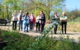 exkurze seniorů v Zahradnictví Ďáblice